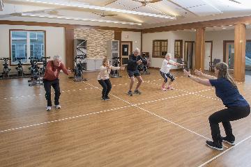 Fitness Class RiverMead