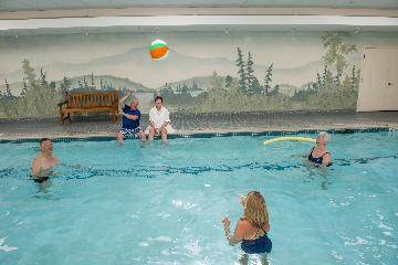 RiverMead pool Fitness