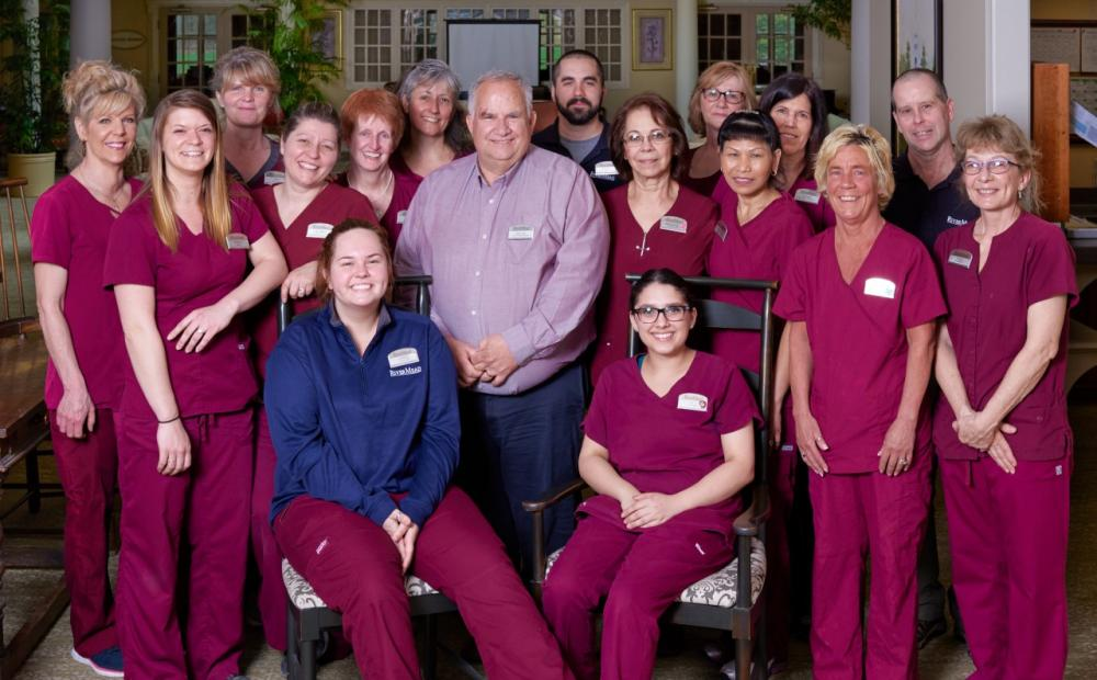 RiverMead cleaning staff