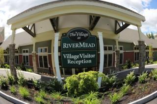 RiverMead Entrance