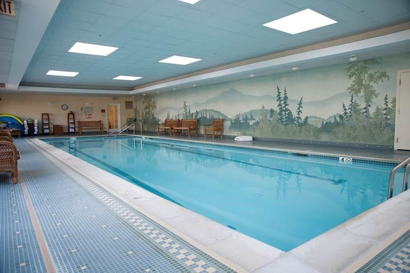 pool at RiverMead